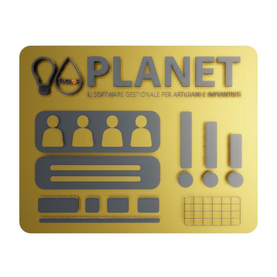 Planet Premium Gold