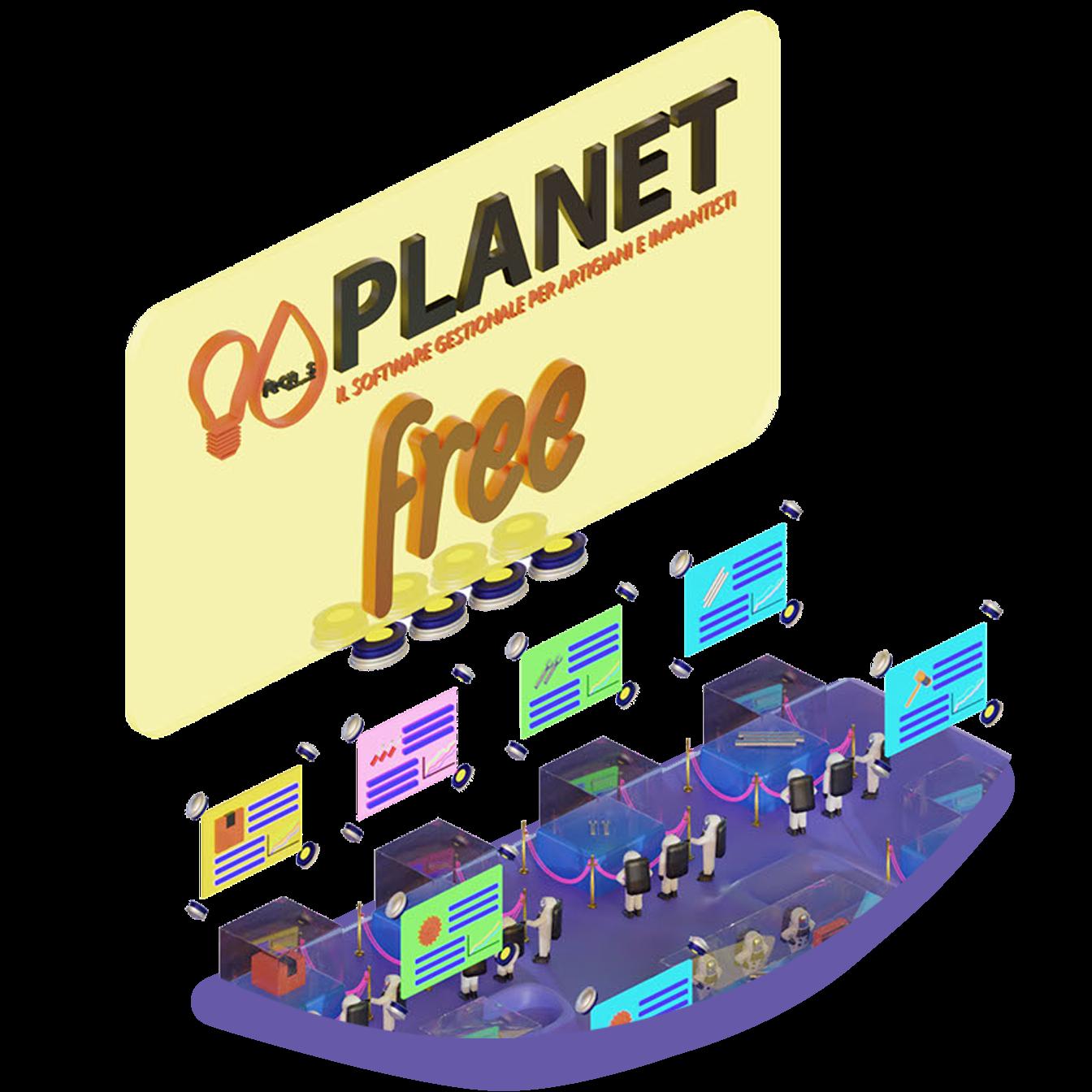 planet premium free